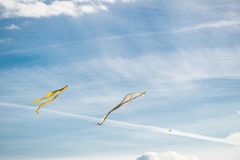Fliegendrachen Lizenzfreie Stockfotografie
