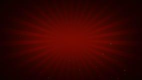 Fliegenfeierbänder und -Konfettis stock video footage