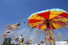 Fliegenstühle stockfoto