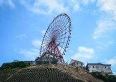 Flieger des großen Rades in ha lang, Vietnam Lizenzfreies Stockfoto