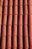 Fliese-Dach Lizenzfreie Stockbilder