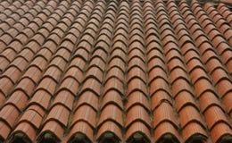 Fliese-Dach Lizenzfreie Stockfotografie