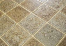 Fliese-Fußboden Lizenzfreie Stockbilder