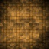 Fliesen - Gold Stockfotos