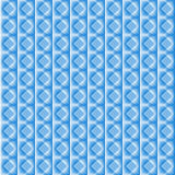 Fliesen hergestellt von der blauen Raute Lizenzfreies Stockfoto