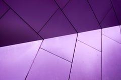 Fliesen im Licht und im Schatten Stockfotografie