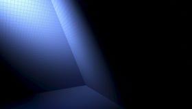 Fliesen innerhalb der Pyramide Stockfotografie