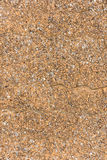 Fliesenbeschaffenheitsstein-Hintergrundgelb Lizenzfreies Stockbild