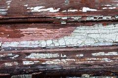 Fliesenwand des schäbigen Holzes der Weinlese strukturierte Lizenzfreies Stockbild