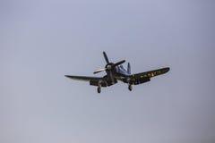 Vought F4U Corsair fighter. Stock Image