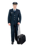 Flight attendant Royalty Free Stock Photography