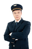 Flight attendant Royalty Free Stock Image