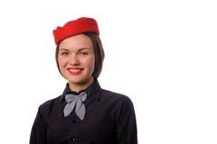 Flight attendant Stock Photos