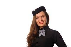 Flight attendant Royalty Free Stock Photography