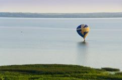Flight of Balloon Stock Image