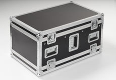 Flight Case Stock Photo