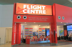 Flight Centre Travel Agency Stock Images