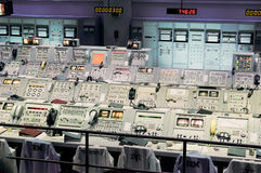 Flight Control Center NASA Stock Photography