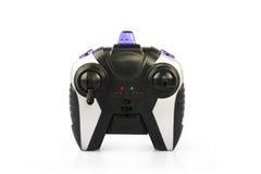 Flight& x27; controlador do telecontrole de s imagens de stock