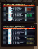 Flight Departures Stock Photos