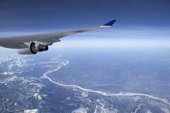 Flight Royalty Free Stock Photography