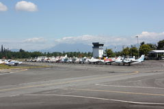 Flight Line Royalty Free Stock Images