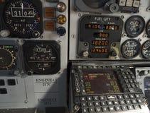 Flight management system Stock Photo