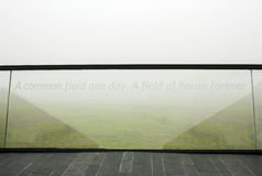 Flight 93 Overlook Stock Images