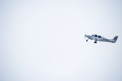 Flight performance Royalty Free Stock Images