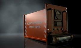 Flight Recorder Royalty Free Stock Photos