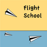 Flight school Stock Images