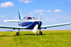 Flight School Stock Photography