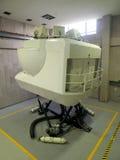 Flight Simulator lleno Fotos de archivo libres de regalías