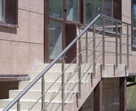 Flight Of Stair Steps Royalty Free Stock Photo