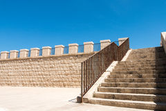 Flight of steps stock photography