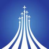 Flight Royalty Free Stock Photos