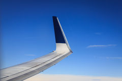 In flight Stock Photography