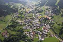 Free Flightseeing Tour Carinthia Bad Kleinkirchheim Bird S Eye View Royalty Free Stock Photo - 55342115
