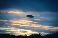 Free Fliing UFO Stock Photo - 75432920
