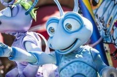 Flik Disney Parade foto de archivo