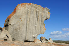 Flinders Chase National Park, Australia. Remarkable Rocks, Flinders Chase National Park, Kangaroo Island, South Australia Royalty Free Stock Images