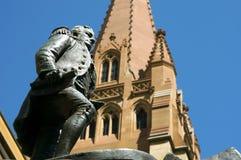 Flinders de Estatuto-Matthew Fotos de Stock Royalty Free