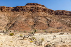 Flinders Ranges landscape. South Australia. Royalty Free Stock Photography