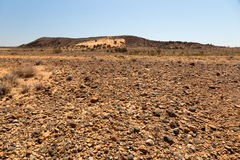Flinders Ranges landscape. South Australia. Stock Photography