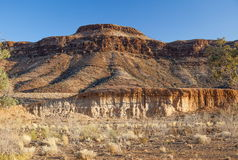 Flinders Ranges landscape. South Australia. Stock Images