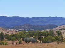 Flinders Ranges national park Royalty Free Stock Photography