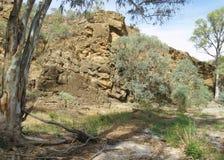 Flinders Ranges national park Royalty Free Stock Photo