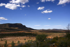 Flinders Ranges Outback Australia Stock Photos