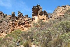 Flinders ranges, south australia Royalty Free Stock Photos