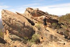 Flinders ranges, south australia Stock Photography